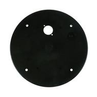 Schill Frontplaat met 1 D-size gat voor GT310 & GT380
