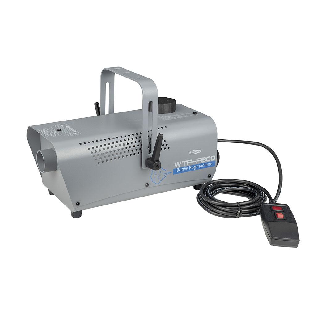 Showtec WTF-F800 rookmachine 800W