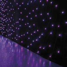 Showtec Star Dream sterrendoek 6x4m gekleurde LEDs