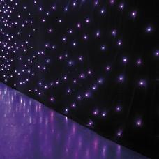 Showtec Star Dream sterrendoek 6x3m gekleurde LEDs