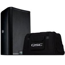 QSC K8.2 actieve luidspreker met tote draagtas