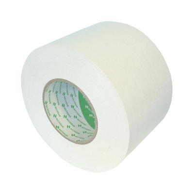 Nichiban Gaffa tape rol 75mm 50m wit