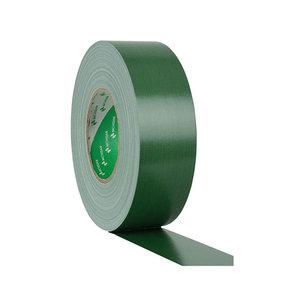 Nichiban Gaffa tape rol 50mm 50m olijfgroen
