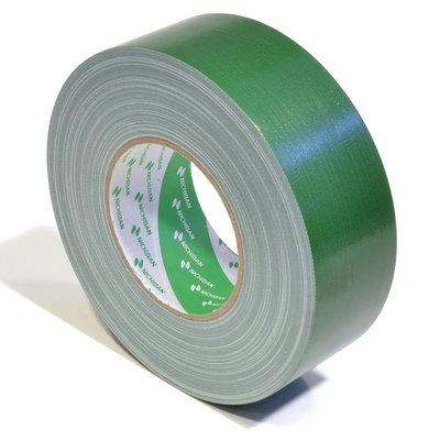 Nichiban Gaffa tape rol 50mm 25m groen