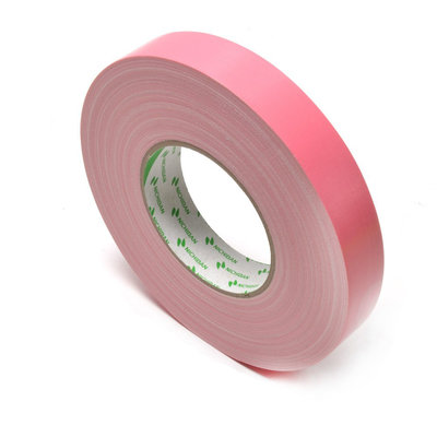 Nichiban Gaffa tape rol 25mm 50m roze
