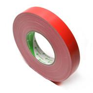 Nichiban Gaffa tape rol 25mm 50m rood