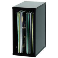Glorious Record Box 55 platenkast voor vinyl zwart