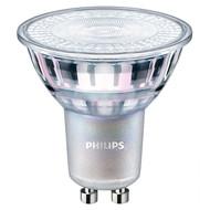 Philips LEDspot GU10 3,7W warm wit dimbaar