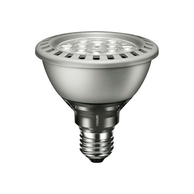 Philips LEDspot E27 9,5W warm wit dimbaar