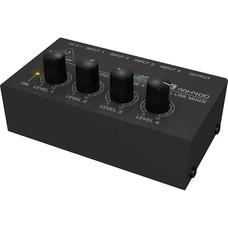 Behringer Micromix MX400 Line PA en studio mixer