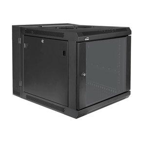 Caymon HPR509/B 19 inch kast incl deur 9 HE