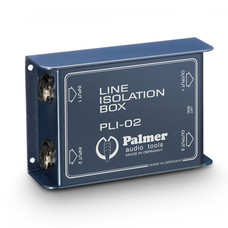 Palmer Pro PLI 02 Line Isolation box 2-kanaals