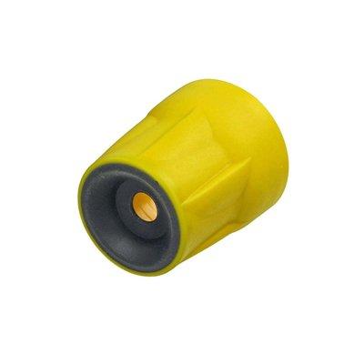 Neutrik BSL-4 tule geel voor speakON & PowerCON