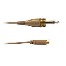 Audac DB Technologies mini-jack kabel huidskleur voor div. headsets