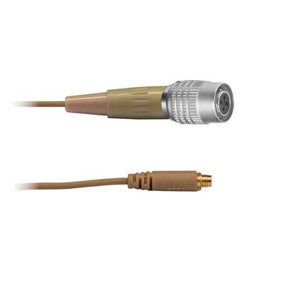 Audac Audio Technica kabel huidskleur voor div. headsets