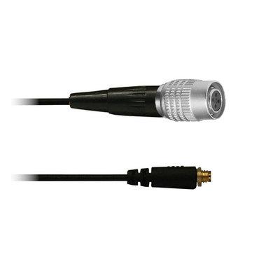 Audac Audio Technica kabel zwart voor div. headsets