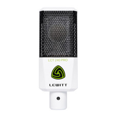 Lewitt LCT240 PRO Condensator microfoon wit