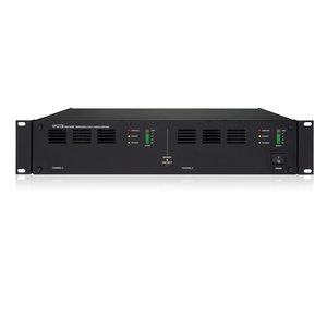 Apart PA2240BP 2-kanaals 100 volt zoneversterker 2x 120W
