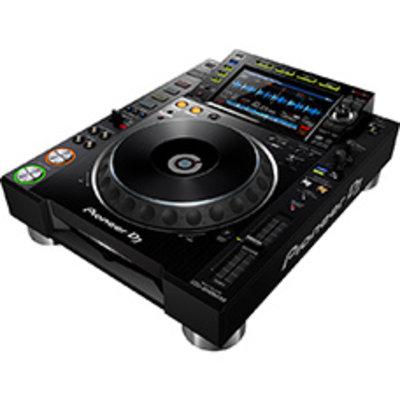 Pioneer DJ spelers