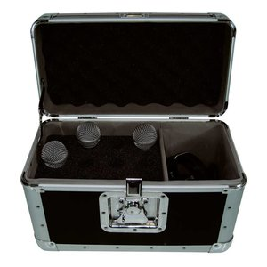 Accu-case ACF-SW/Microphone case voor 12 microfoons
