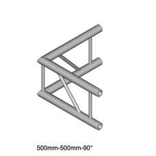 Duratruss DT 32/2-C21V-L90 laddertruss hoek 90° verticaal