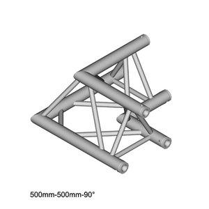 Duratruss DT 33/2-C21-L90 driehoek truss hoek 90°