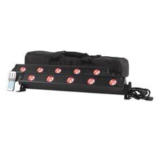American DJ VBAR PAK lichtset met 2 LED bars in draagtas