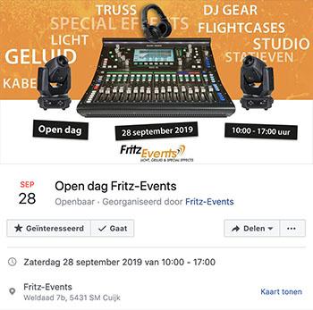 Meld je aan voor het Facebook-evenement