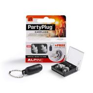 Alpine PartyPlug gehoorbescherming oordoppen grijs