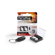 Alpine PartyPlug gehoorbescherming oordoppen wit