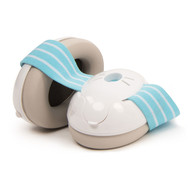 Alpine Muffy Baby gehoorbescherming oorkap blauw