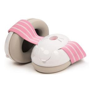 Alpine Muffy Baby gehoorbescherming oorkap roze