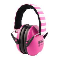 Alpine Muffy gehoorbescherming oorkap voor kinderen roze