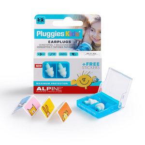 Alpine Pluggies Kids oordoppen voor kinderen