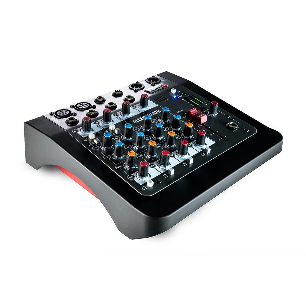 Allen & Heath ZED-6 analoge mixer