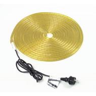 Eurolite LED lichtslang 5m geel
