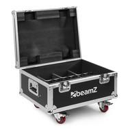 Beamz FCC9 flightcase voor 8x BBP9-serie