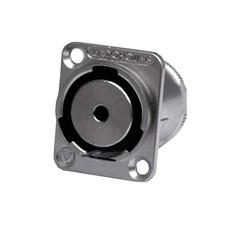 Switchcraft Mini-jack chassisdeel zilver