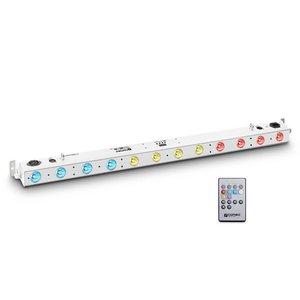 Cameo TRIBAR 200 IR WH 12x 3W RGB LED-bar wit
