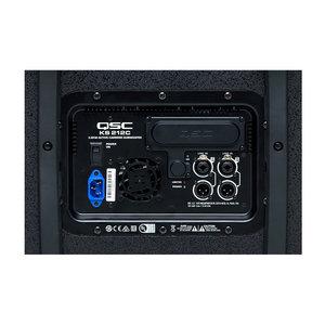 QSC KS-LOC vergrendelplaatje voor KS-serie subwoofers