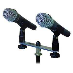 Caymon CST352/B T-bar voor 2 microfoons