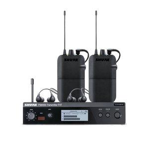 Shure PSM300 Twinpack draadloos in-ear monitorsysteem