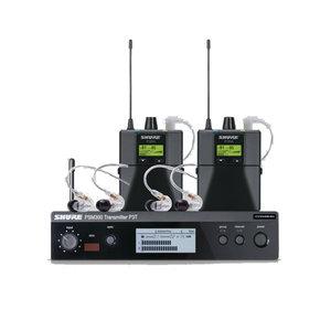 Shure PSM300 Twinpack Pro draadloos in-ear monitorsysteem