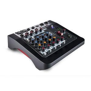 Allen & Heath ZEDi-8 analoge mixer met 2x2 USB