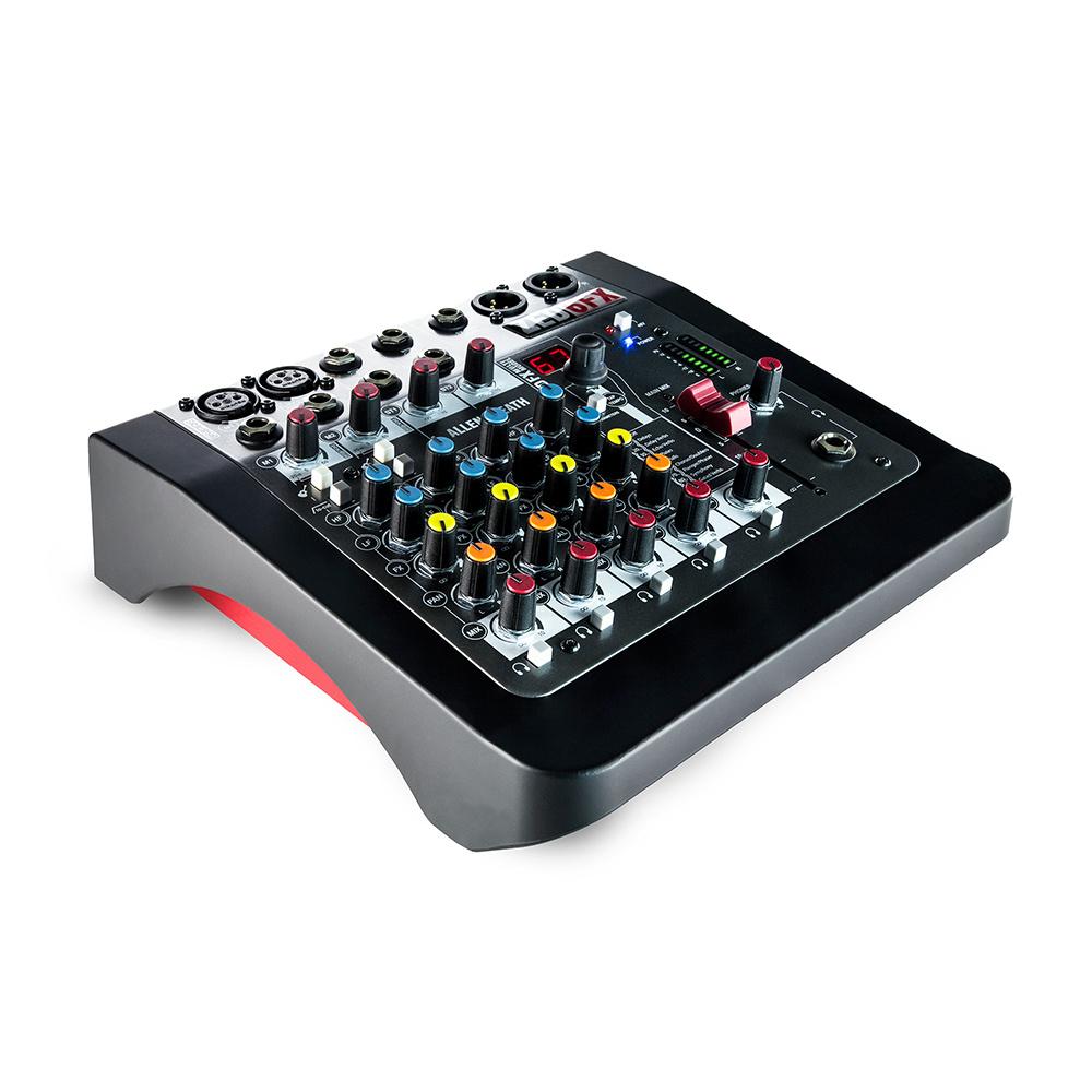 Allen & Heath ZED-6FX analoge mixer met effecten