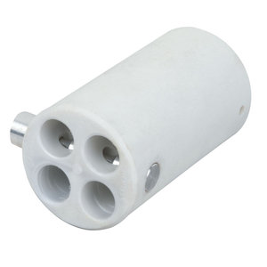 Showtec Pipe and drape 4-weg connector 35mm wit