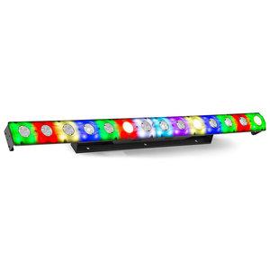Beamz LCB14 Hybride 14x 3W WW + RGB LED bar