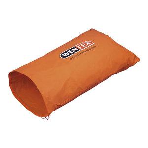 Wentex Pipe & Drape carrying bag orange L oranje draagzak