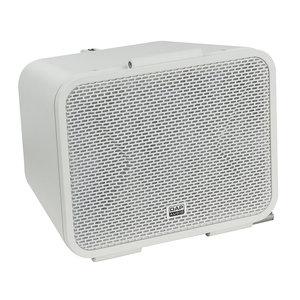 DAP Xi-3 installatie luidspreker 4 inch wit (2 stuks)