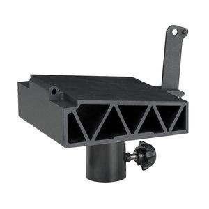 DAP Mobile Bracket for Xi-3 mobiele beugel zwart (2 stuks)
